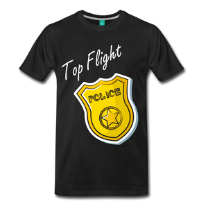 Top Flight - black