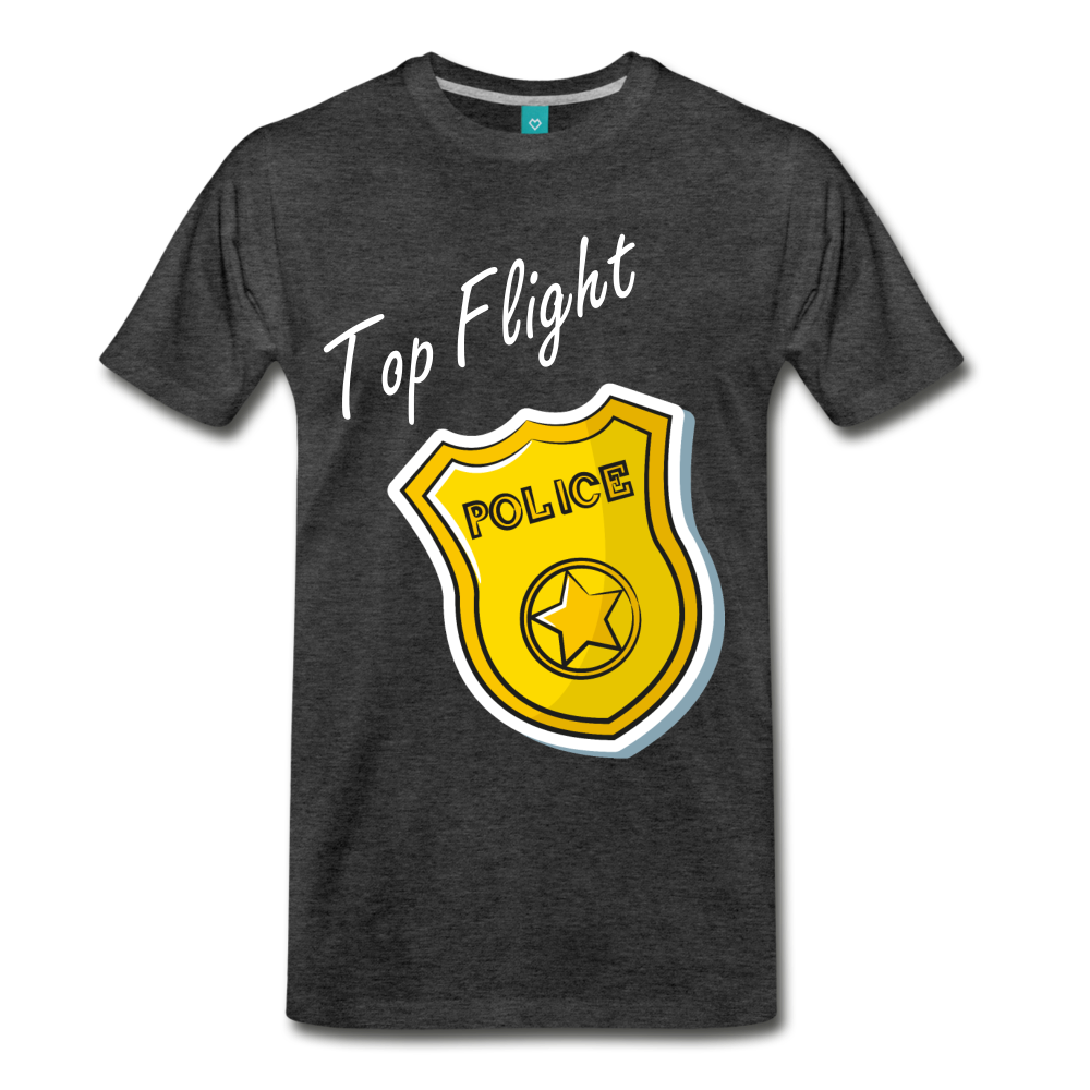 Top Flight - charcoal gray