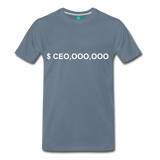 CEO,OOO,OOO - steel blue