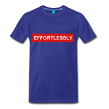EFFORTLESSLY - royal blue