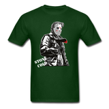 S-T Killer Tee - forest green