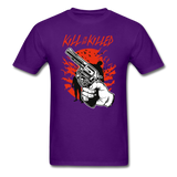 Kill Tee - purple