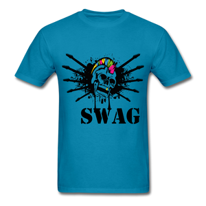 Swag Tee - turquoise