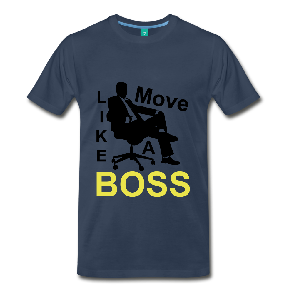 Move Like A Boss - navy