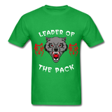 Wolpack Tee - bright green