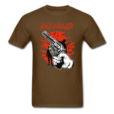 Kill Tee - brown