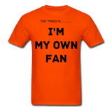 My Own Fan - orange