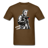 S-T Killer Tee - brown