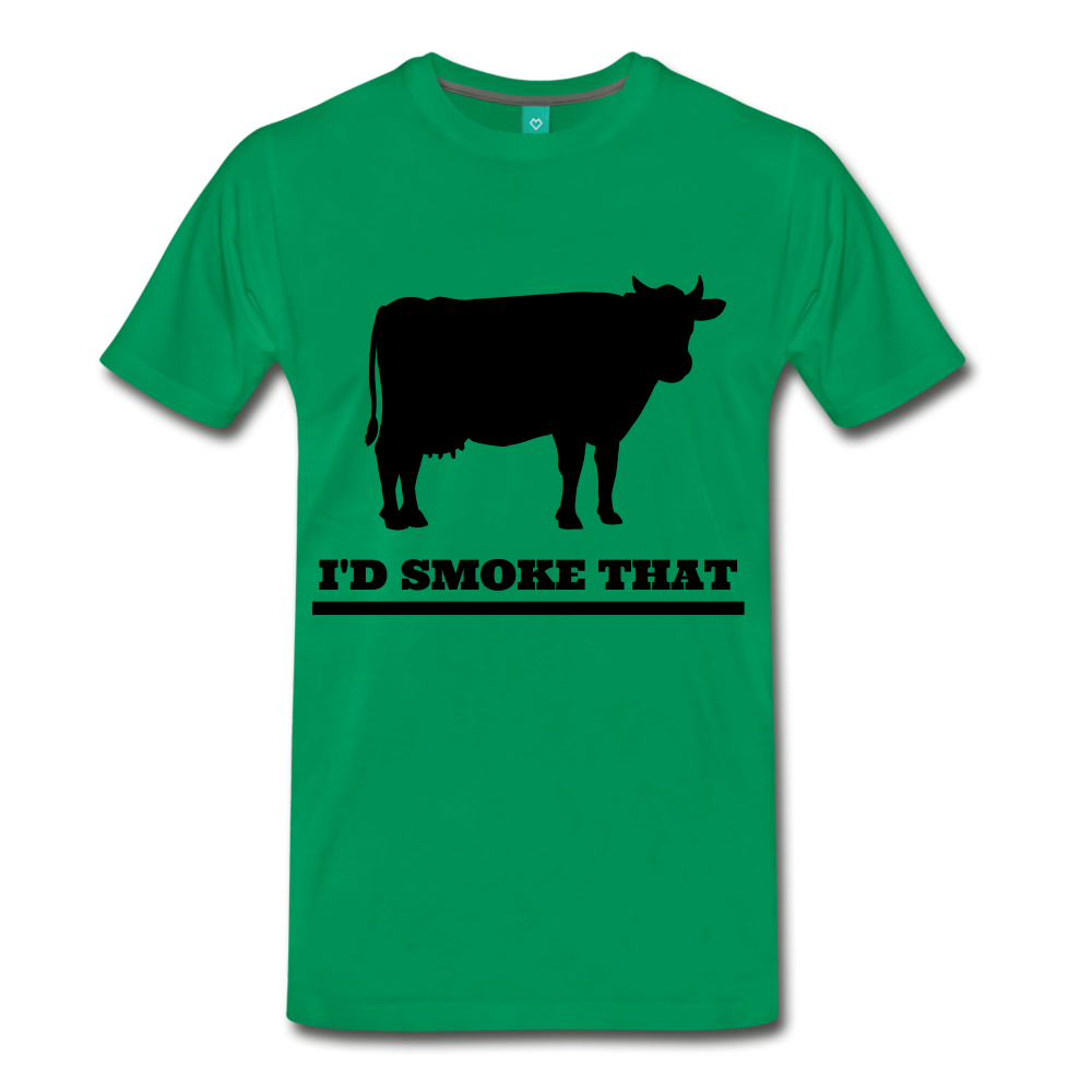 I'd Smoke That Beef - kelly green