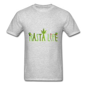 Rasta Life - heather gray