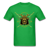 MMA Tee - bright green