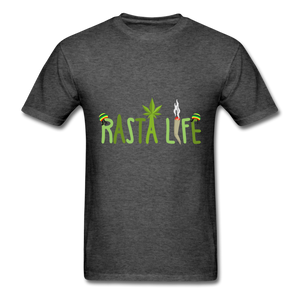 Rasta Life - heather black
