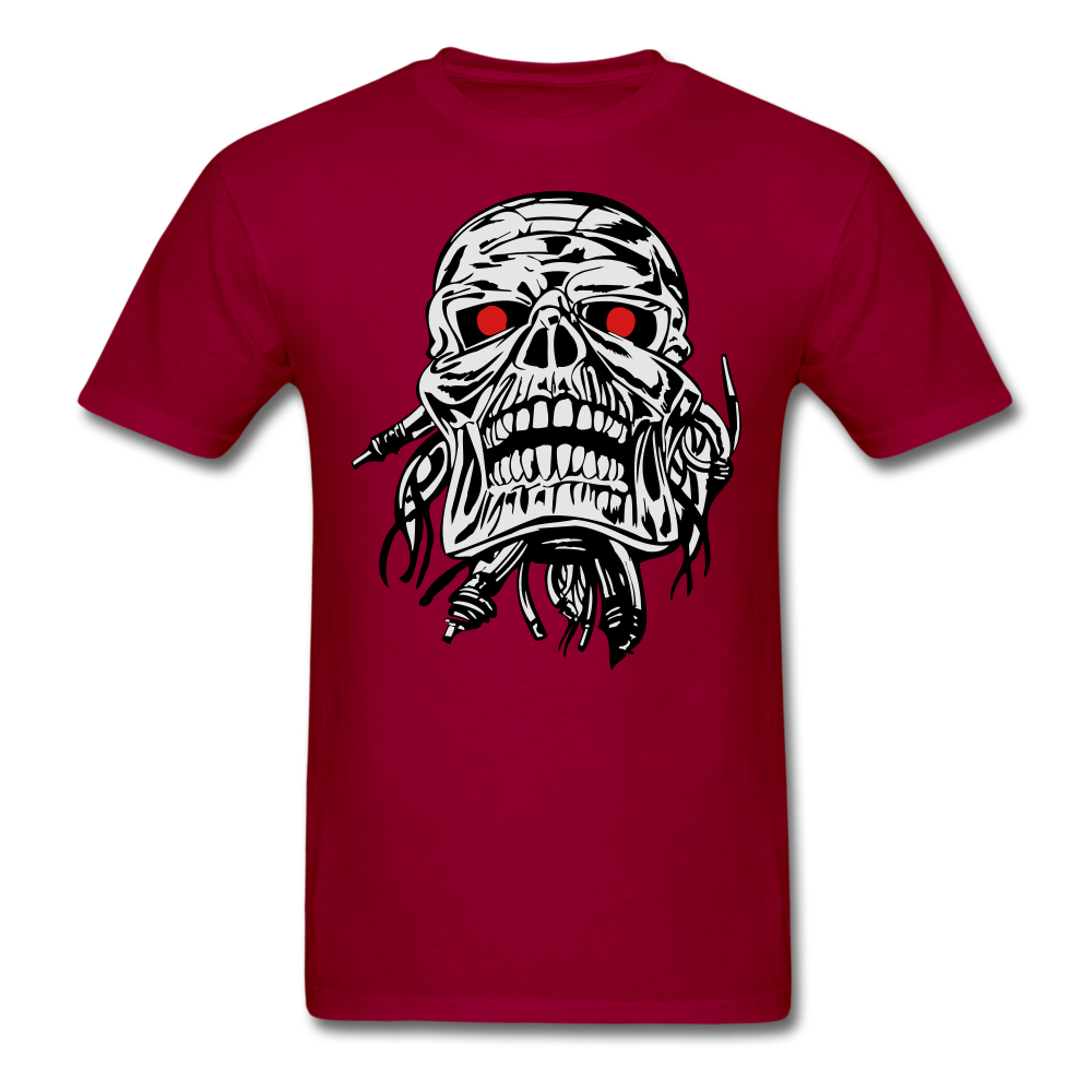 Term Tee - dark red