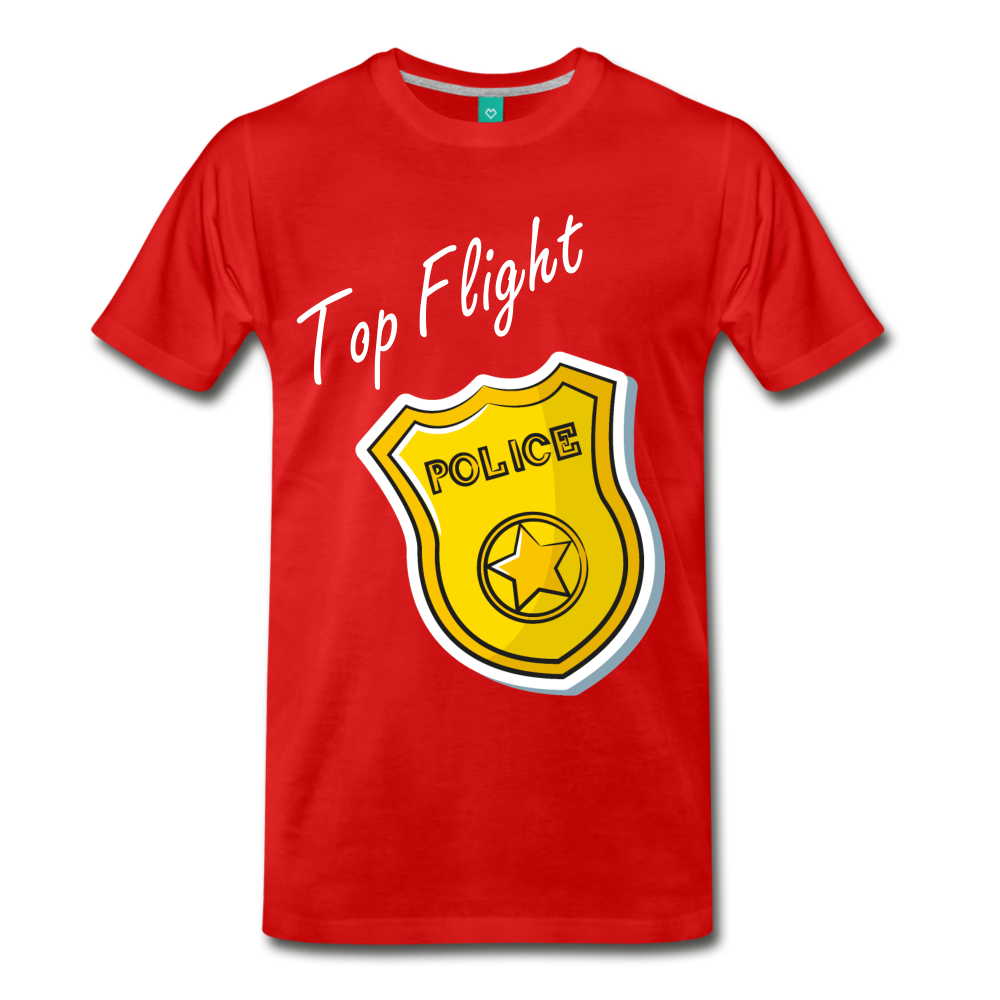 Top Flight - red