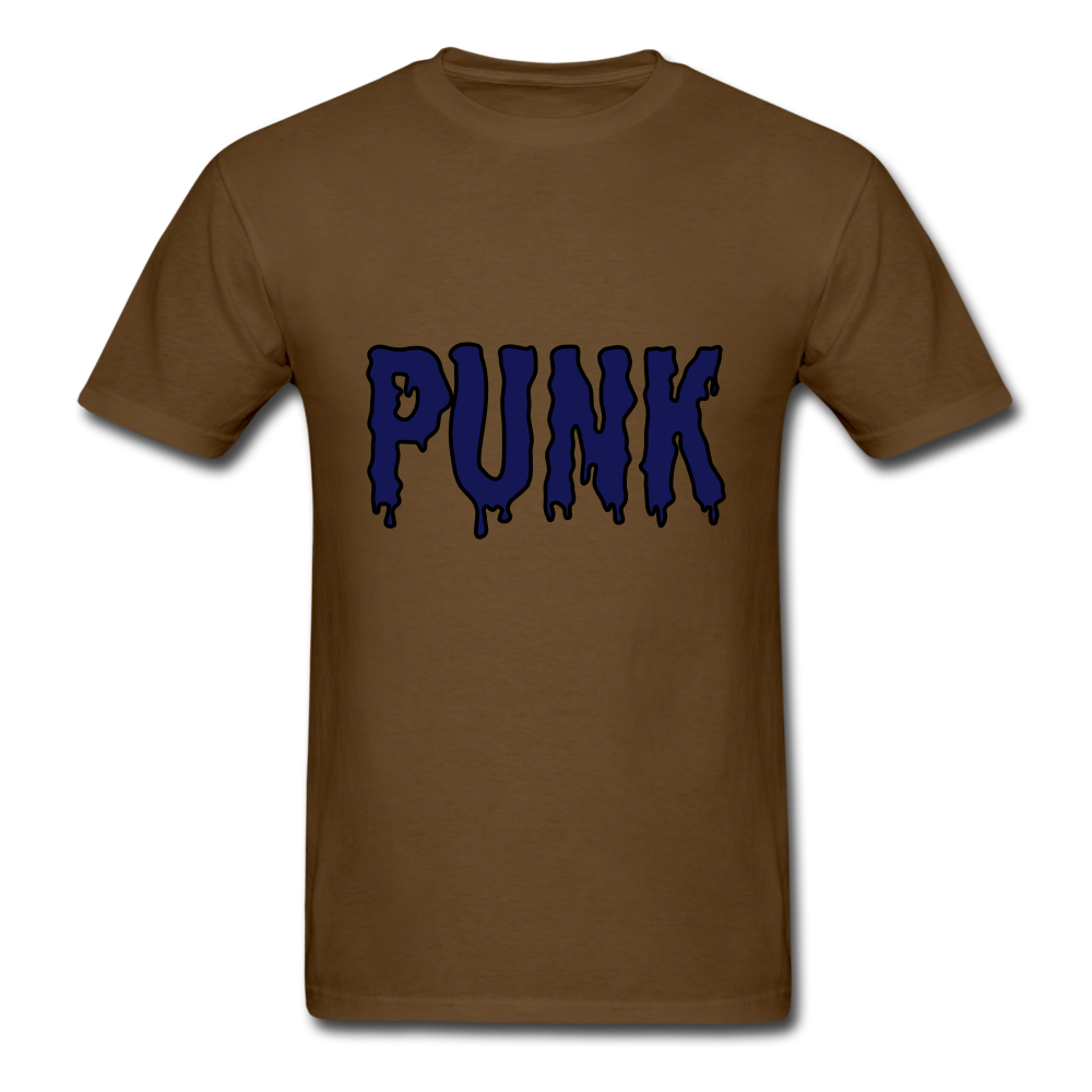 Punk Tee - brown