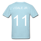 J. Dale Tee - powder blue