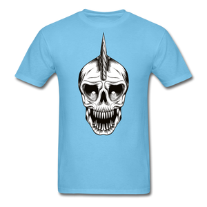 Kullhawk Tee - aquatic blue