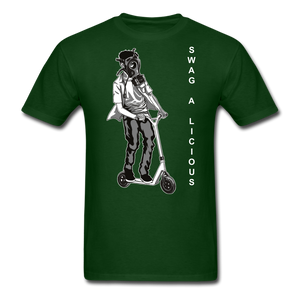 Swag-A-Licious Tee - forest green