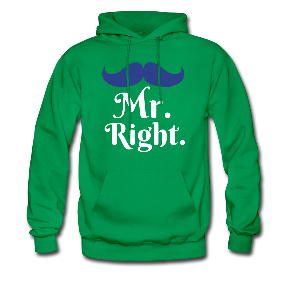 Mr. Right - kelly green