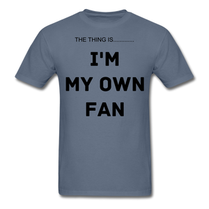 My Own Fan - denim