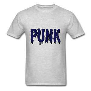 Punk Tee - heather gray