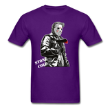 S-T Killer Tee - purple