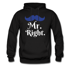 Mr. Right - black