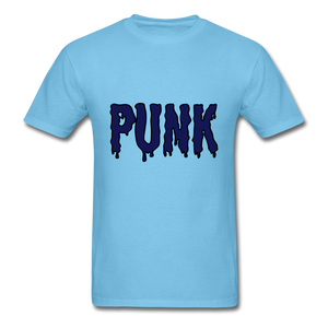 Punk Tee - aquatic blue