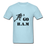H.A.M Tee - powder blue