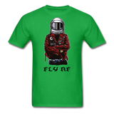 Fly Tee - bright green