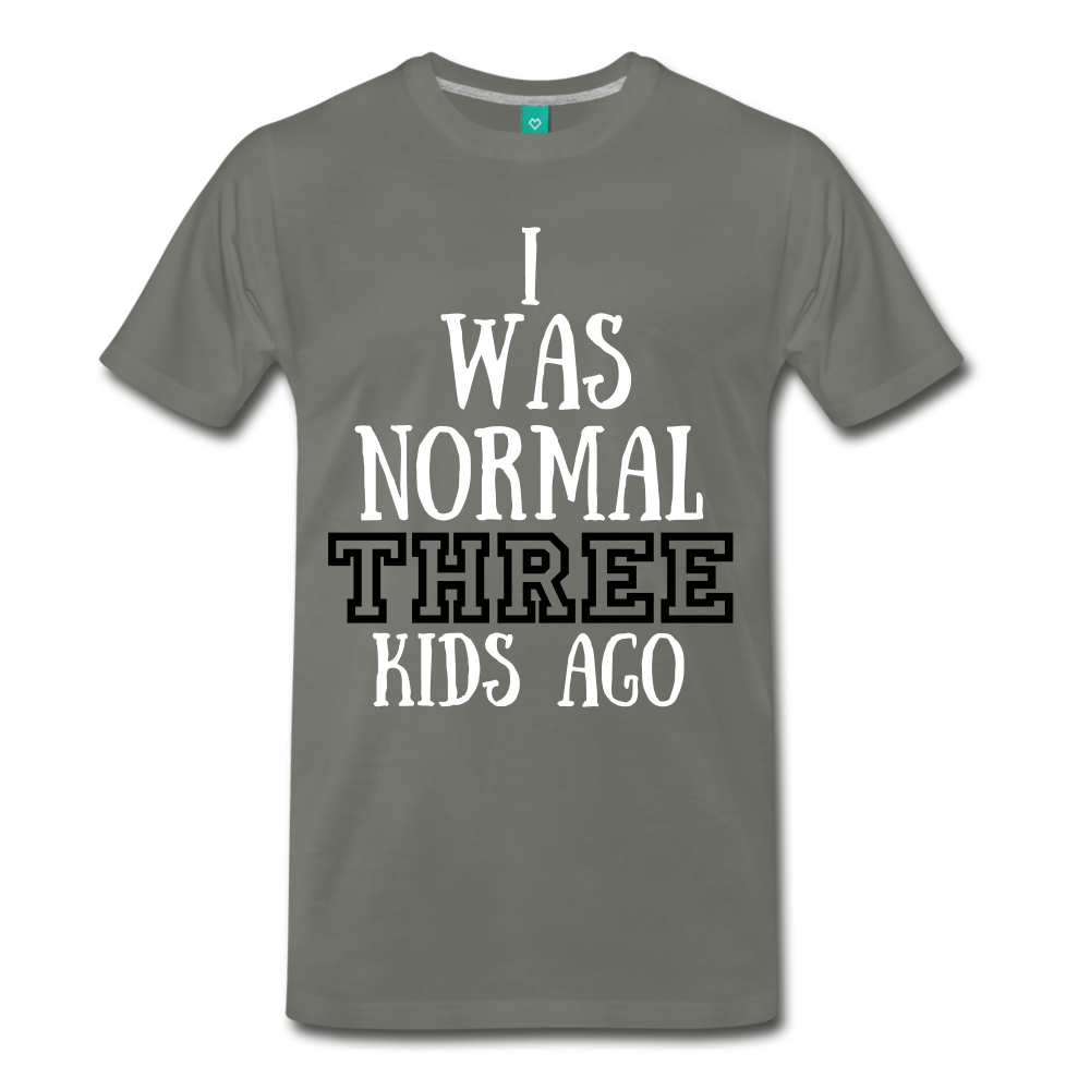 Normal 3 kids ago - asphalt