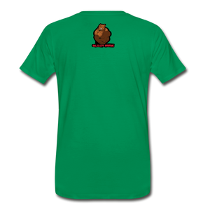 FEMINIST TEE - kelly green