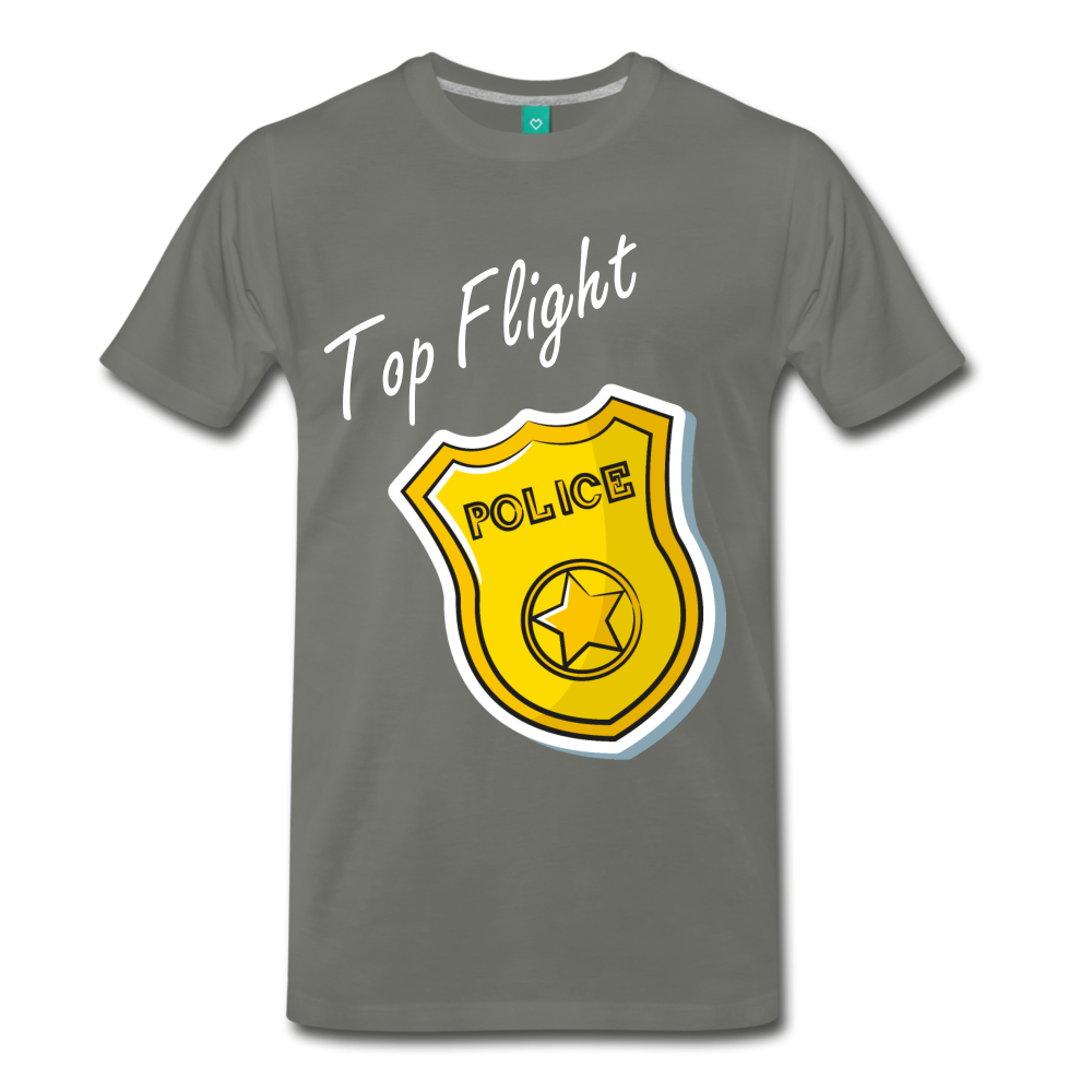 Top Flight - asphalt