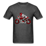 Rider Tee - heather black
