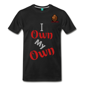 i own my own. - black