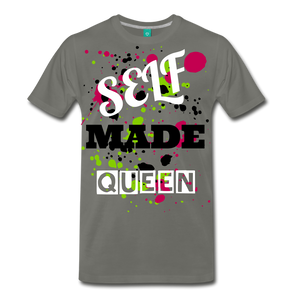 Self Made Queen - asphalt