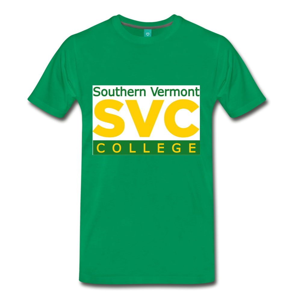 SVC Tee. - kelly green