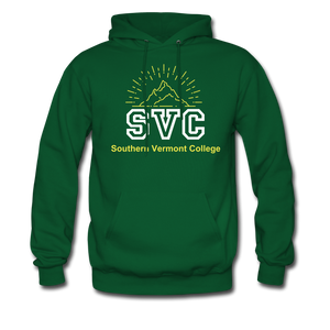 SVC Hoodie Too - forest green