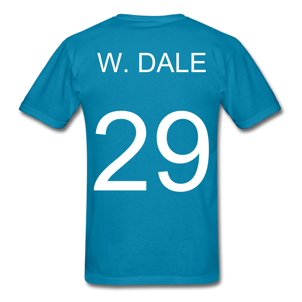 W. Dale Tee - turquoise