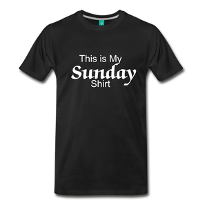Sunday Shirt - black