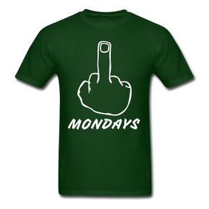 F Mondays Tee - forest green