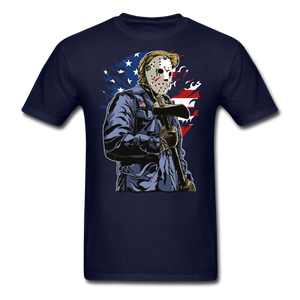 Trump Killer Tee - navy