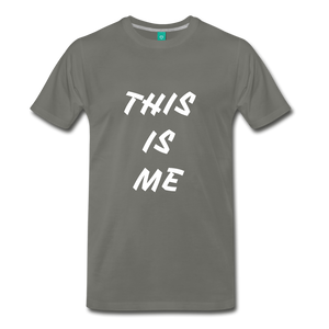 This is me Tee - asphalt