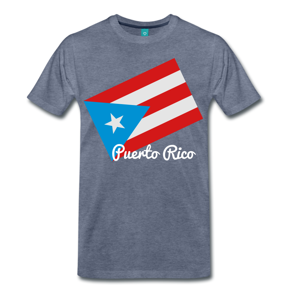 Puerto Rico.. - heather blue