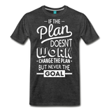 Change PLan - charcoal gray