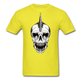 Kullhawk Tee - yellow