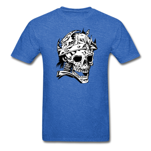 King Skull Tee - mineral royal