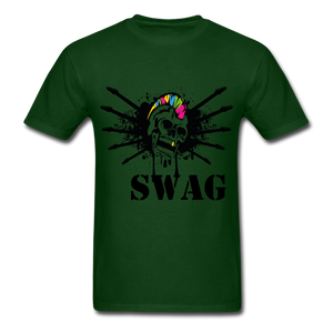 Swag Tee - forest green