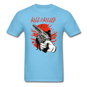 Kill Tee - heather black