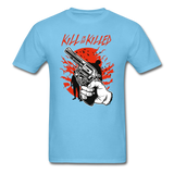 Kill Tee - aquatic blue